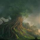 Tree of Life by Glazey
