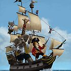 cartoon-animal-pirate-ship-martin-davey by martyee
