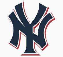 New York Yankees baseball logos T-Shirts ,Stickers by boomer321sasha