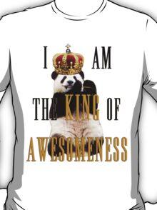 King of awesomeness T-Shirt