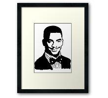 Carlton Banks Framed Print