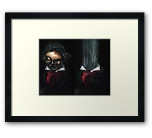 C-sharp minor Framed Print