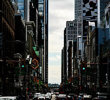 Yonge Street Toronto by Jason Dymock Photography