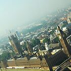 London Eye View by DDabug
