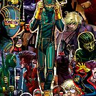 Kick-Ass Collage by davelizewski