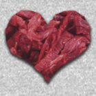 Meat Love by tastypaper