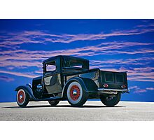 1932 Ford Pick Up V Photographic Print