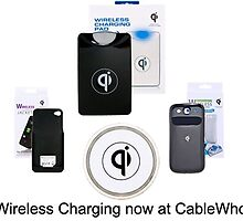 Qi Wireless Charging by CableWholesale