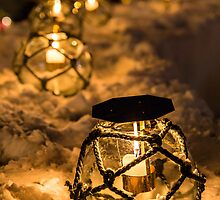Lanterns  by Patricia  Soon