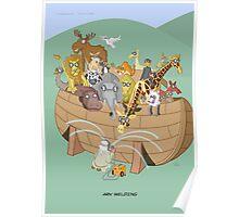 Ark Welding Poster