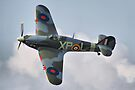 Hawker Hurricane - Dunsfold 2013 by Colin J Williams Photography