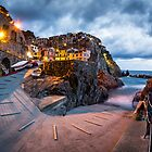 Bella Manarola by Alistair Wilson