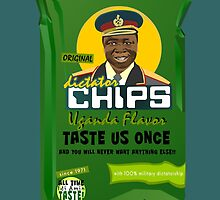 Dictator Chips Uganda Flavor by Virginie Moerenhout