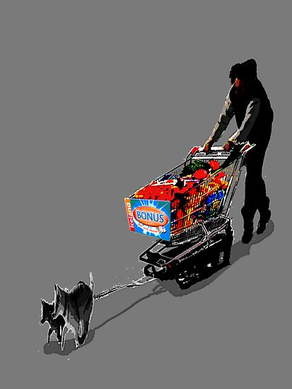 home delivery.. by Chris Goodwin