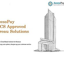 BACS Approved Bureau  by AccessPay