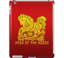 Year of The Horse iPad Case/Skin