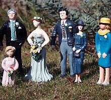 Wedding of the painted dolls by Merice  Ewart-Marshall - LFA