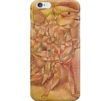Paul Klee - Little Jester in a Trance iPhone Case/Skin