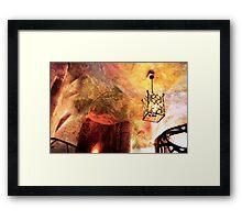 """Villa Bathlo"" by Antoni Gaudi Framed Print"