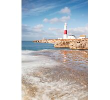 Portland Bill Reflections Photographic Print