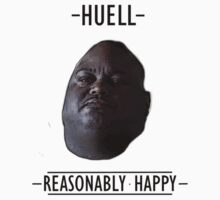 Huell-Reasonably Happy by TamaSuperstar