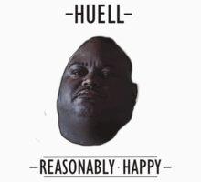 Huell-Reasonably Happy by TamaSuperstar