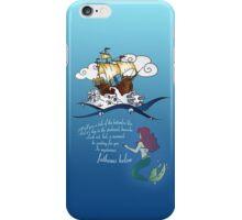 Sailor's Song - Fathoms Below iPhone Case/Skin