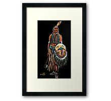 """Standing On Ceremony"" Framed Print"