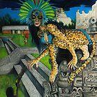 Nahual On The Prowl by Jedro