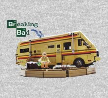 Breaking Bad Lego by drunkenazteca