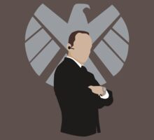 Agent Coulson of SHIELD by awiec