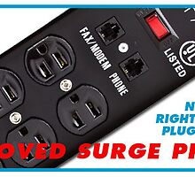 New and Improved Surge Protectors! by cablewholesal