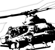 AH-1Z Viper Sticker