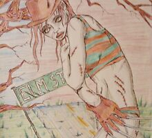 Bikini Freddy by dragon102681