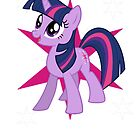Twilight Sparkle by littlegreenhat
