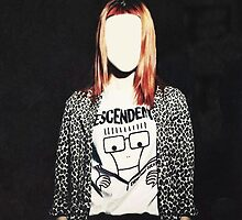 Faceless Hayley Williams by emziiz