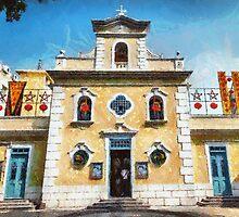 St. Francis Xavier Chapel, Macau by Patricia  Soon