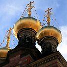 Alexander Nevsky Kirke by John Dalkin