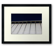 Wellington Dam - Collie Western Australia Framed Print