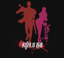 Mondo and Scarlett - Killer is Dead by FrancoBotts
