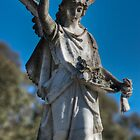 Graveyard Angel by Thomas Stayner