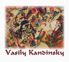Kandinsky - Composition No. 7 by William Martin
