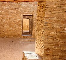 Chaco Canyon by Steven Ralser