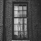 Haunted Window by Jessie Lima