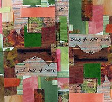 Break Up Collage by Emily Beal