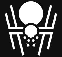 Halloween Spider Symbol Ideology Kids Clothes