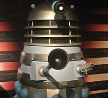 Dalek  by thestoreofSam