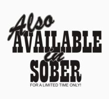 Also Available In Sober Funny Geeks by jekonu