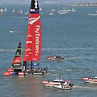 America's Cup 2013 by Kate Adams