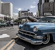 54 Chevy by Richard Thelen
